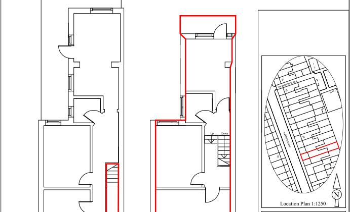 The Lease Floor Plan
