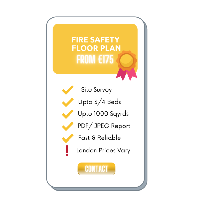 Fire Safety Floor Plan